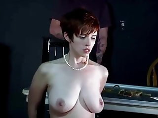 CMNF - Captured and forced to strip naked