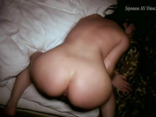 Urination~First Creampie Sex with me