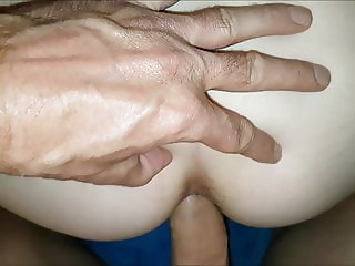Two Shameless Horny Bitch Having Fun with Owner Of Apartment