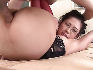Uncensored japanese anal porn 1