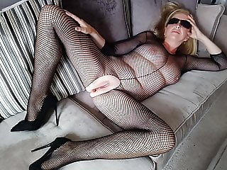 Slave Girl May Punished Front View