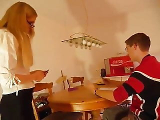 HYE Sister Gives Him A Study In Fucking !