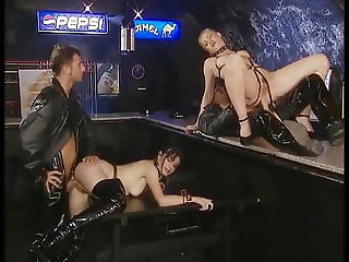 Babe takes it from all angles - DBM Video