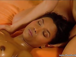Loving Massage Between Females