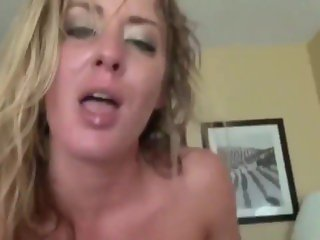 Son with big cock fucked hard his naughty and busty stepmom on vacation