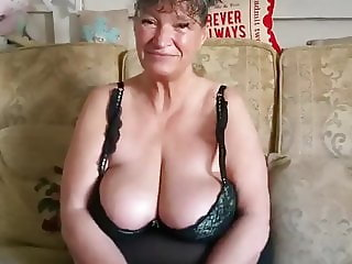 Granny Calls all young men to Play