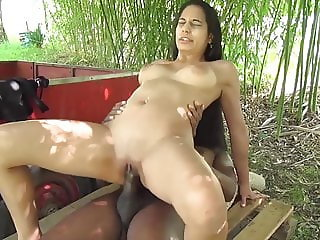 Hungarian Gipsy Aurora Pee Sex With BBC