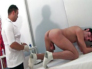 Please doctor heal me with your cum
