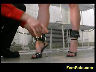 Harshest BDSM whipping on video