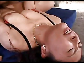 Mature MILF Fucks Young Boy