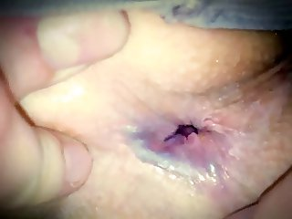 Dreaming Asshole of my wife, Look inside