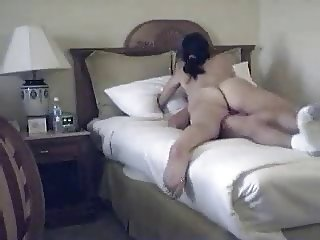 Beautiful sex with aunt
