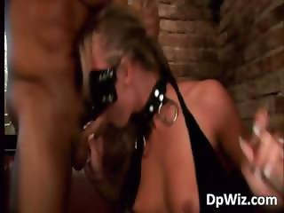 Hot blonde get fingered and fucked part1