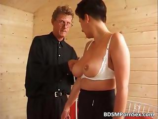 Wicked dude loves BDSM play so he found part2