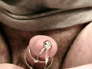 Gates of Hell Penis Plug &19 Handsfree Orgasm Contractions