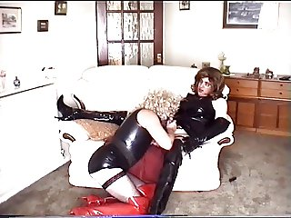 Alison Thighbootboy and Tarnia -  in Thigh Boots and Latex