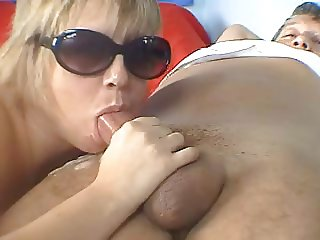 Mature Handjob - Multiple Cumshots