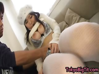Anmi Hasegawa huge real asian titties  part5