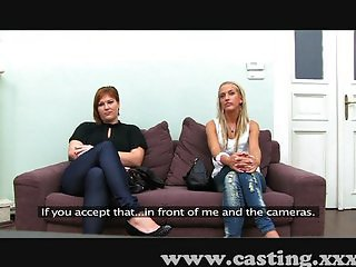 Bisexuals on the casting couch