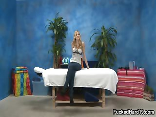 Sexy blonde teen babe Abigail gets ready part4
