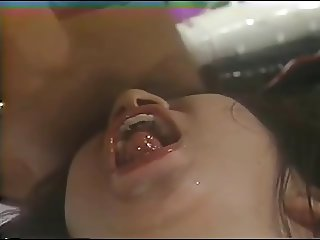 Asian Babe Blow And Fisting