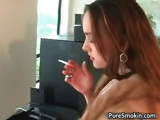 Elegant Smoking hussy Cytherea  part5