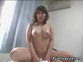 Hot asian home teacher with big juggs part5