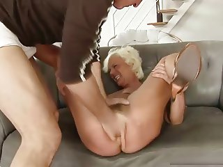 grandmother very hot 2