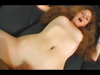 Hairy Little Shelly Gets A Proper Fuck