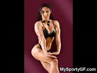 Muscle Girls are the Best!