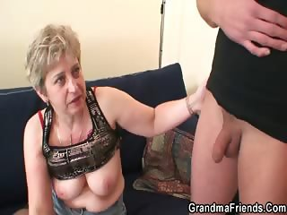 She takes two cocks at once after masturbation