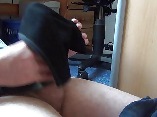 Fucking and cumming in my brandnew Buffalo Suede Boots