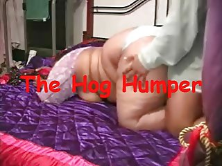 TheHogHumper - Fat Puerto Rican Booty Spanked and Used