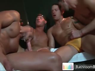 Shane Frost getting fucked by horny gay part6
