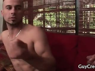 Cock graving dude finally gets his tight part5