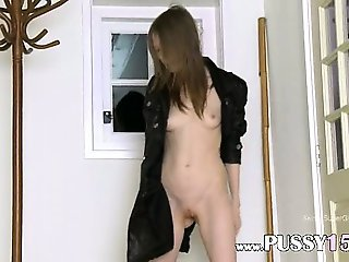 suck witch in high black boots