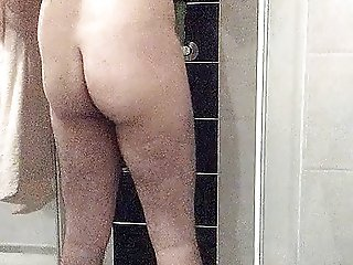 Shower in the morning