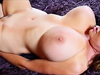 Busty Kelly Madison Rides Her Hubbys Big Cock