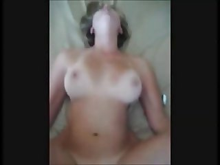 gorgeous redhead college girl banged on homemade video