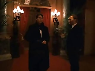 From the film Eyes Wide Shut Ritual Scene.