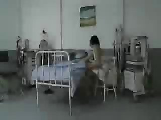 Gangbang in Hospital