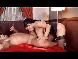 Big tits Alexis Silver in the whore house