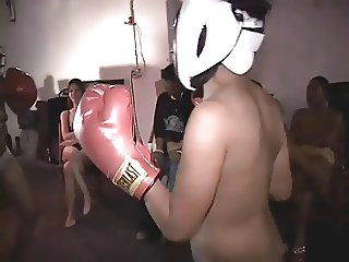Ghetto Boxing!