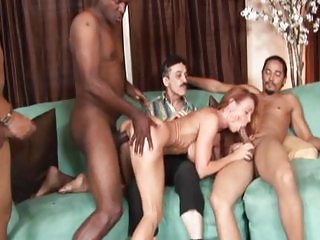 Janet Manson - Wife gangbanged by blacks