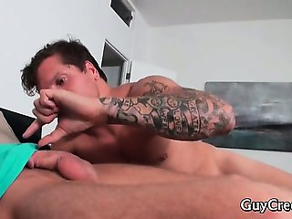Play Boy getting pounded by Roommate part3