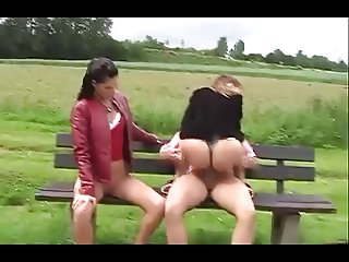 German Ride in the Park part 1