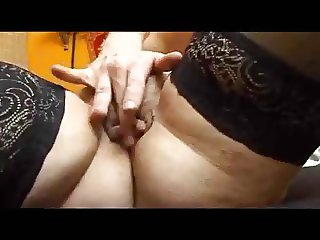 Russian couple home video, big breasts
