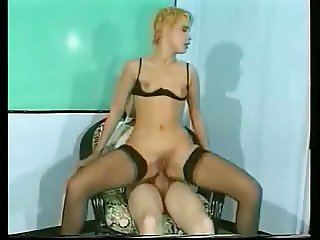 Sandra Foxxx - Twin Bottle