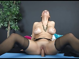 Busty Milf - Cock Domination by KR