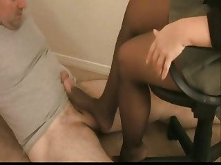 Goddess Megan's Foot Fetish 1